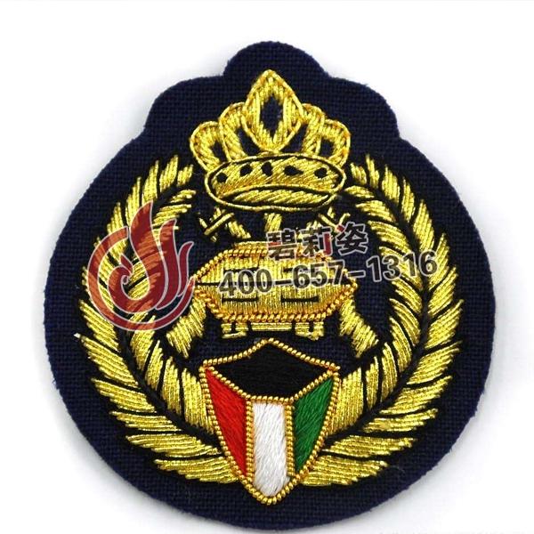 部队臂章制作